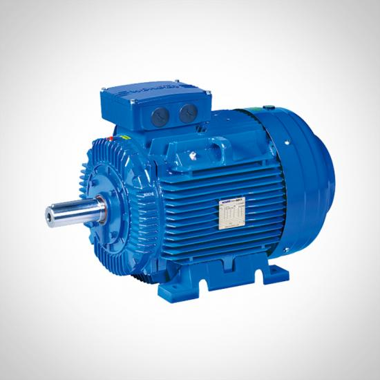 AC Electric Motors For Gearboxes