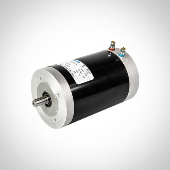 PM Brush DC Motors For Hydraulic